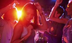 Teenagers dancing at party – Don't leave talking to your teenager about alcohol and parties until it's too late